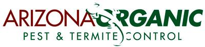 Arizona Organic Pest & Termite Control Logo